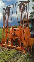 Junkkari 900 / 12, Self-propelled sprayers