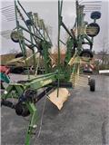Krone 900S, Rastrilladoras y rastrilladoras giratorias