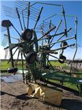 Krone Swadro 800/26, 2012, Rastrilladoras y rastrilladoras giratorias