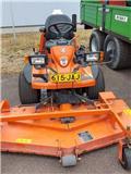 Kubota F 3680, 2012, Kompakt traktorok
