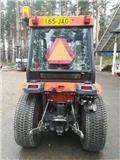 Kubota STV 32 + PK-HAARUKKA, 2005, Tractores compactos