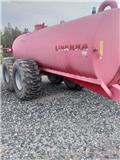 Livakka 14M3, 2010, Tanques para abono líquido