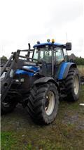 Трактор New Holland TM 120, 2003 г., 7800 ч.
