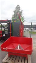 Трактор погрузчик Nopu 1500/700 Euro, 2003