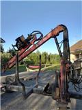 Patu 1800, Cranes and loaders