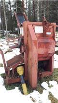 Patu PILKE-PATU, เครื่องตัดและเครื่องตัดแยกไม้