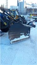 Stark NIVELAURA 3400R, 2008, Snow Blades And Plows