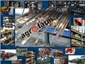 axle for MASSEY FERGUSON 5455,5460,5465,5470,5475,, Інше додаткове обладнання для тракторів