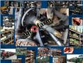 half-axle for LAMBORGHINI R,6.155,6.165 tractor, Інше додаткове обладнання для тракторів