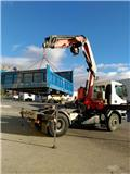 Camion GRUA RENAULT 420 4X2 FASSI 360 2005, 2005, Camiones grúa