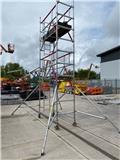 Instant Upright 500 SPAN, 2008, Vertical mast lifts