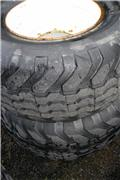Mitas 500-60-22.5 tyres and rims, Dekk
