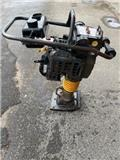 Bomag BT 60/4, 2009, Pisones compactadores