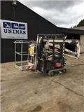 Oil & Steel 1465, 2006, Compact self-propelled boom lifts