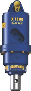 boremaskine X1500 borkapacitet fra 100-400mm jo, 2020, Bor