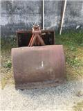 Other Grab 1 mtr bred, Crane parts and equipment
