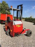 Palfinger CR 203, 4-way reach trucks