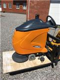 Taski Swingo 755B, Scrubber dryers