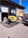 Yanmar Vio 27, 2017, Mini Excavators < 7T (Mini Diggers)
