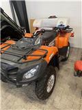 Dinli 700 cc، مركبات لجميع التضاريس