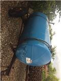 2500 liter glasfibertank, vandvogn, Srutų cisternos