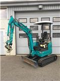 Sunward SWE18U, 2008, Mini excavators < 7t (Mini diggers)