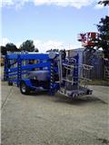 Genie TZ 50, 2010, Trailer mounted aerial platforms