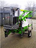 Niftylift 90ME, 2007, Trailer mounted aerial platforms