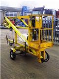 Niftylift 90ME, 2002, Trailer mounted aerial platforms
