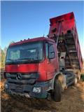 Mercedes-Benz Actros, 2015, Kipper