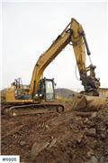 Caterpillar 320 EL, 2015, Excavadoras de cadenas