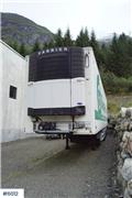 Chereau Tecnogram 3 Aks 2 Temp termotrailer with lift., 2007, Other Semi-Trailers