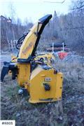 Dalen reversible snow blower. Barely used, 2010, Andere Landmaschinen
