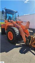 Fiat-Hitachi 130W wheel loader, 2000, Hjullastare