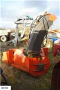Fransgård V230 Snow milling w/ hydr. adjusment of cannon, Other agricultural machines