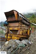 Kemco C95N-36x24 Electric Jaw Crusher with screen. Rep O, 1985, Crushers