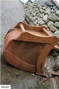 Klepp Mek trench bucket. 1.050 liters. 90 coupling, Övriga