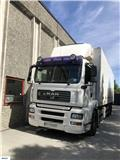 MAN TGA26.440, 2008, Box trucks