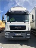 MAN TGM18.290, 2011, Box trucks