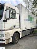 MAN TGX26.540, 2013, Sanduk kamioni