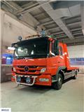 Mercedes-Benz 1222, 2011, Recovery vehicles