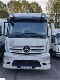 Mercedes-Benz Actros, 2017, Camiones con caja de remolque