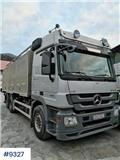 Mercedes-Benz Actros, 2010, Cab & Chassis Trucks