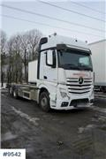 Mercedes-Benz Actros, 2019, Container Frame trucks