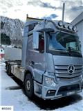 Mercedes-Benz Actros 2551, 2011, Container Trucks