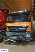 Mercedes-Benz Axor Sweeper with Rotoclean, 2009, Feiebiler