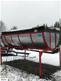 Norslep asphalt tub for truck, 2011, Andre komponenter
