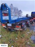 Norslep container trailer, 1996, Other Trailers