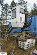 Logilift F95S Timber crane with cabin and 10-70 co, Andre kraner