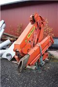 Palfinger PK33000C Crane with hydraulic aggregate and remote, 1993, Andre kraner